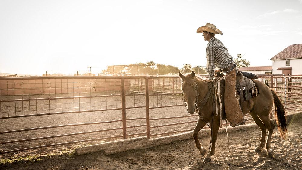 Rode Lewis, Kokernot 06 Ranch, Alpine Texas