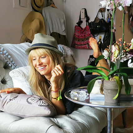 REFINERY 29  Peep this Stylist's Chic West Village Apartment