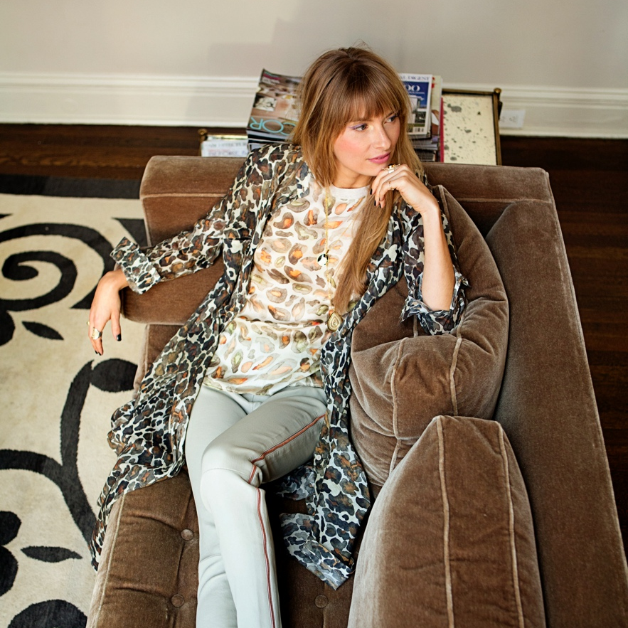 LE CURATE  April's Tastemaker Natalie Decleve on Original Style and  Unsolicited Advice