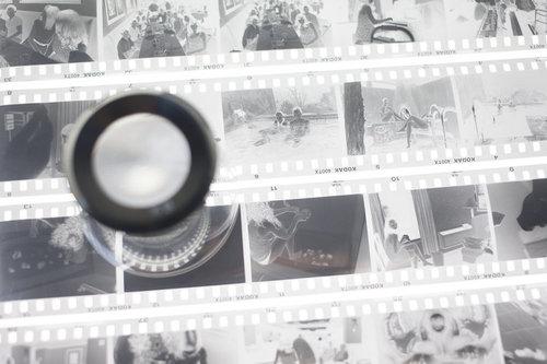 Analog film lab