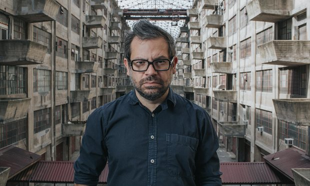 Pedro Reyes, artist and creator of Doomocracy.