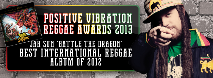 positive vibrations award