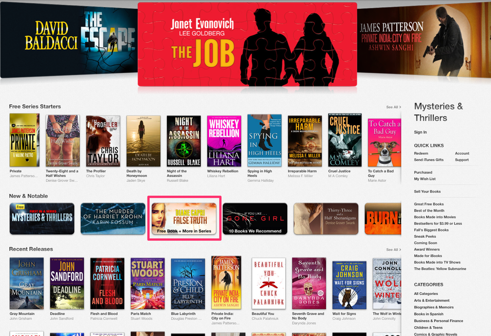 iBooks Add