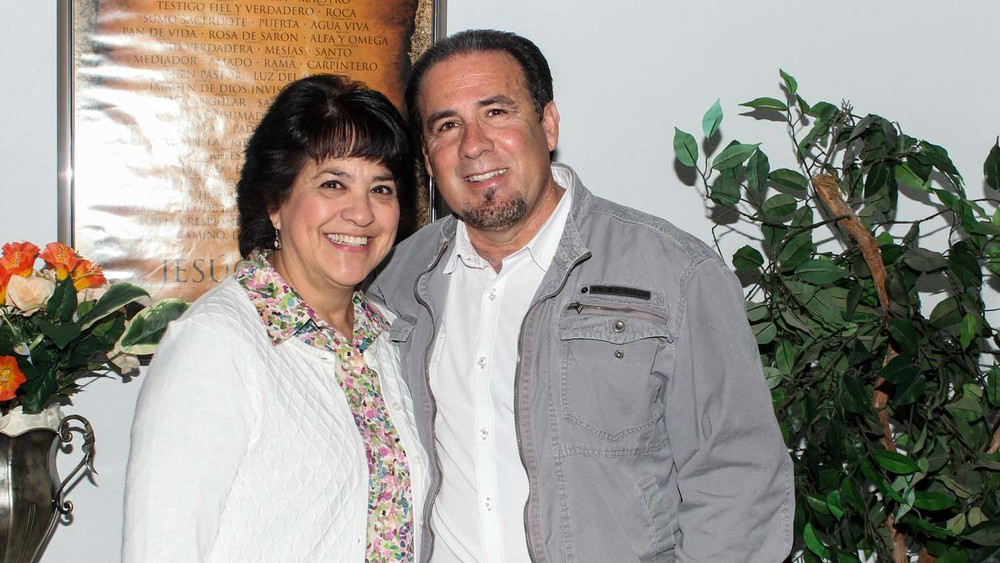 Hispanic pastors Johnny and Sukie Martinez