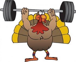 Make that Thanksgiving dinner guilt free by joining us for some great turkey burning workouts this thanksgiving weekend!! #fitness #holidayfitness #feeltheburn #spinning #P90X #workout #getchizeled #health