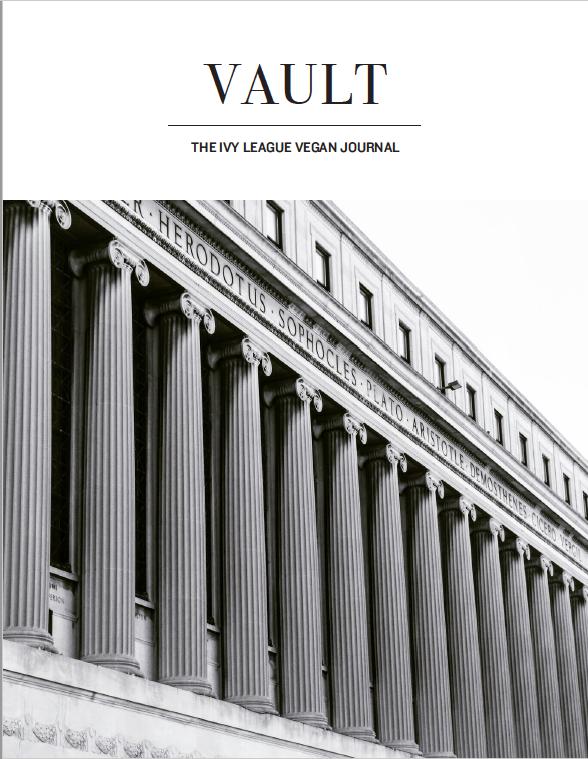2016 Edition of Vault. (Volume 2)