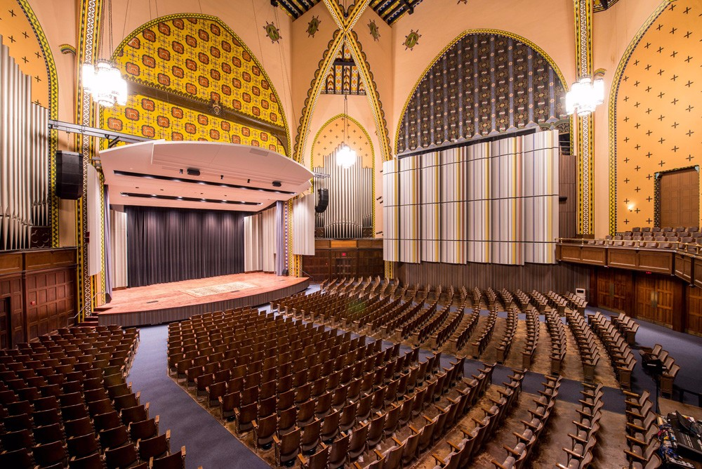 Remarkable Venues - across the beautiful University of Pennsylvania