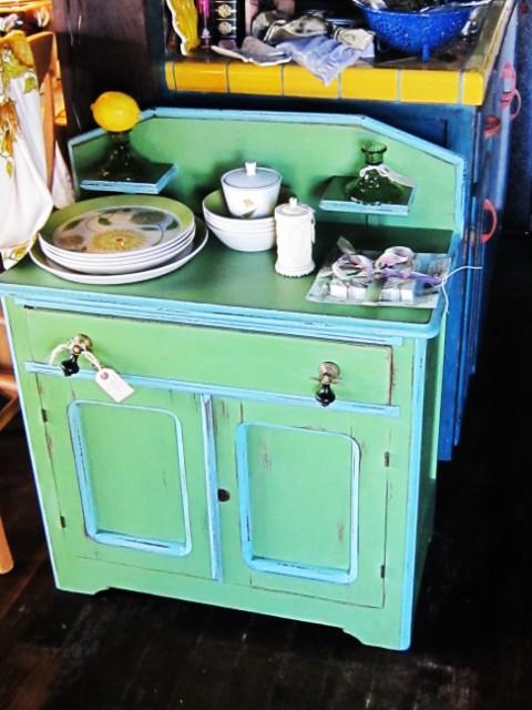 Little Green Cupboard
