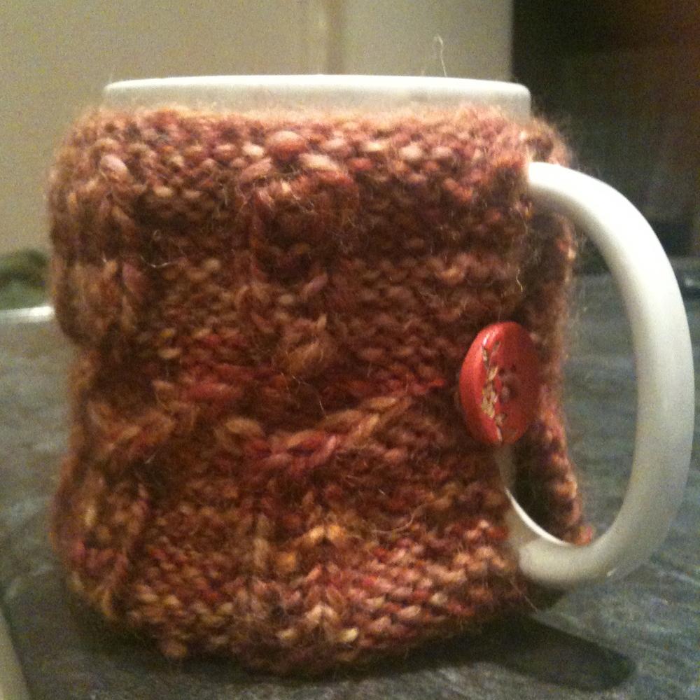 Mug cozy no 1