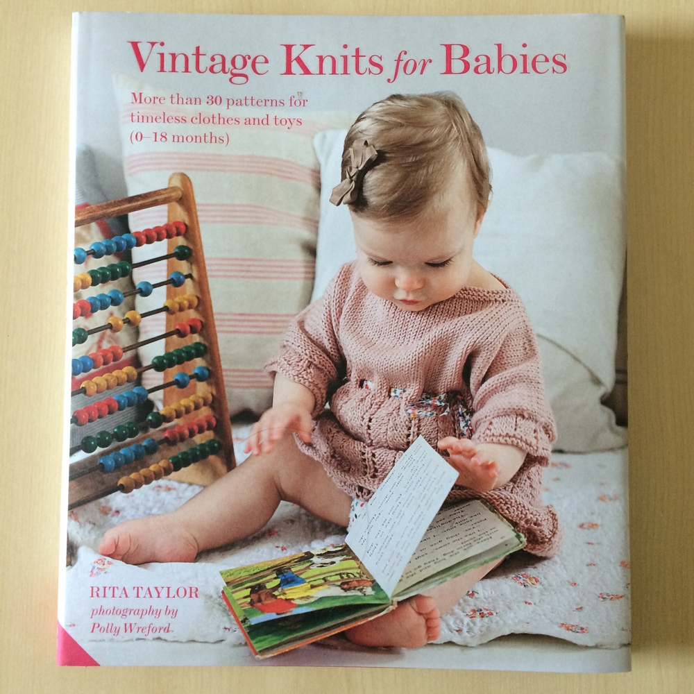 Vintage Knits for Babies — Aldersign Designs