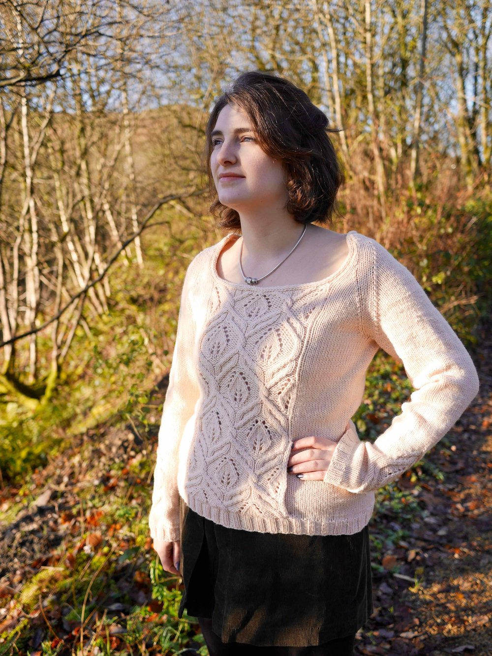 Linden Tree sweater