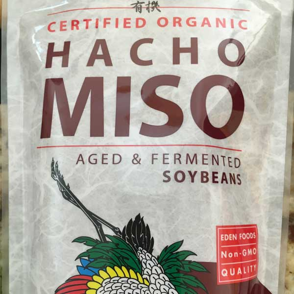 I used this miso paste.