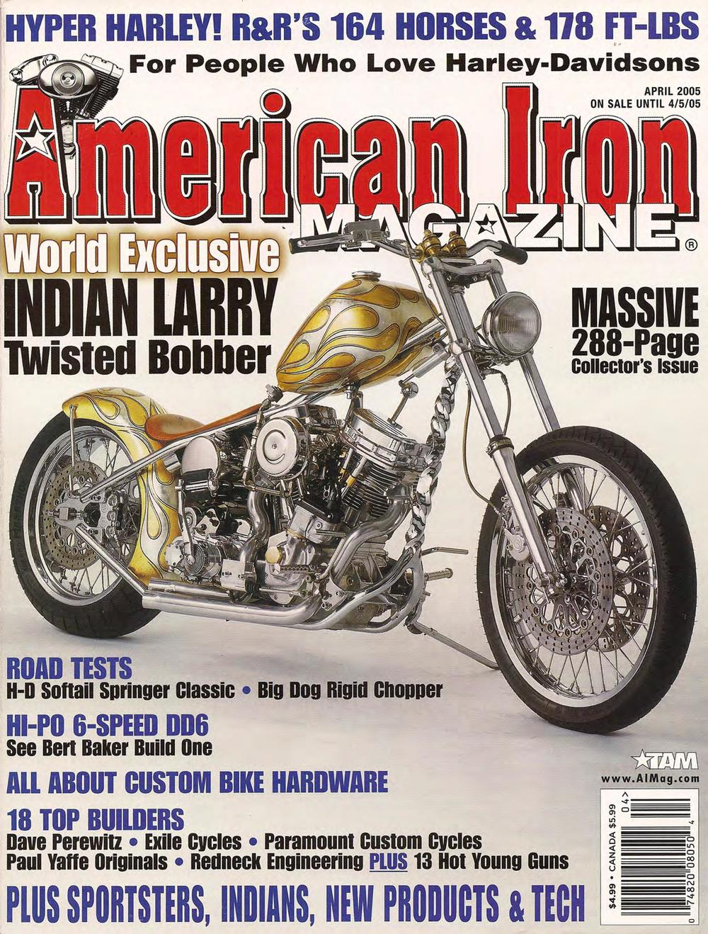American Iron April 2005