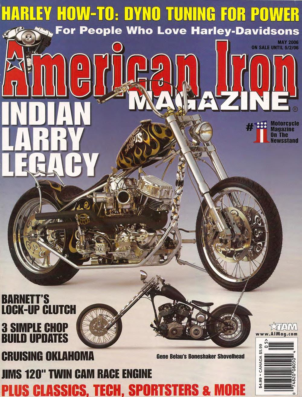American Iron May 2006