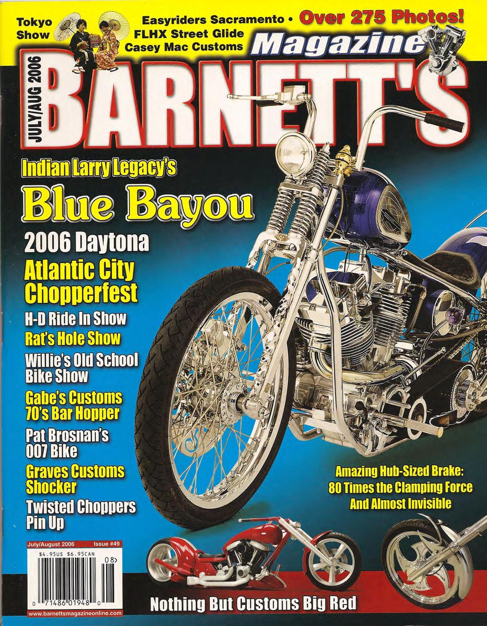 Barnett's July/Aug 2006