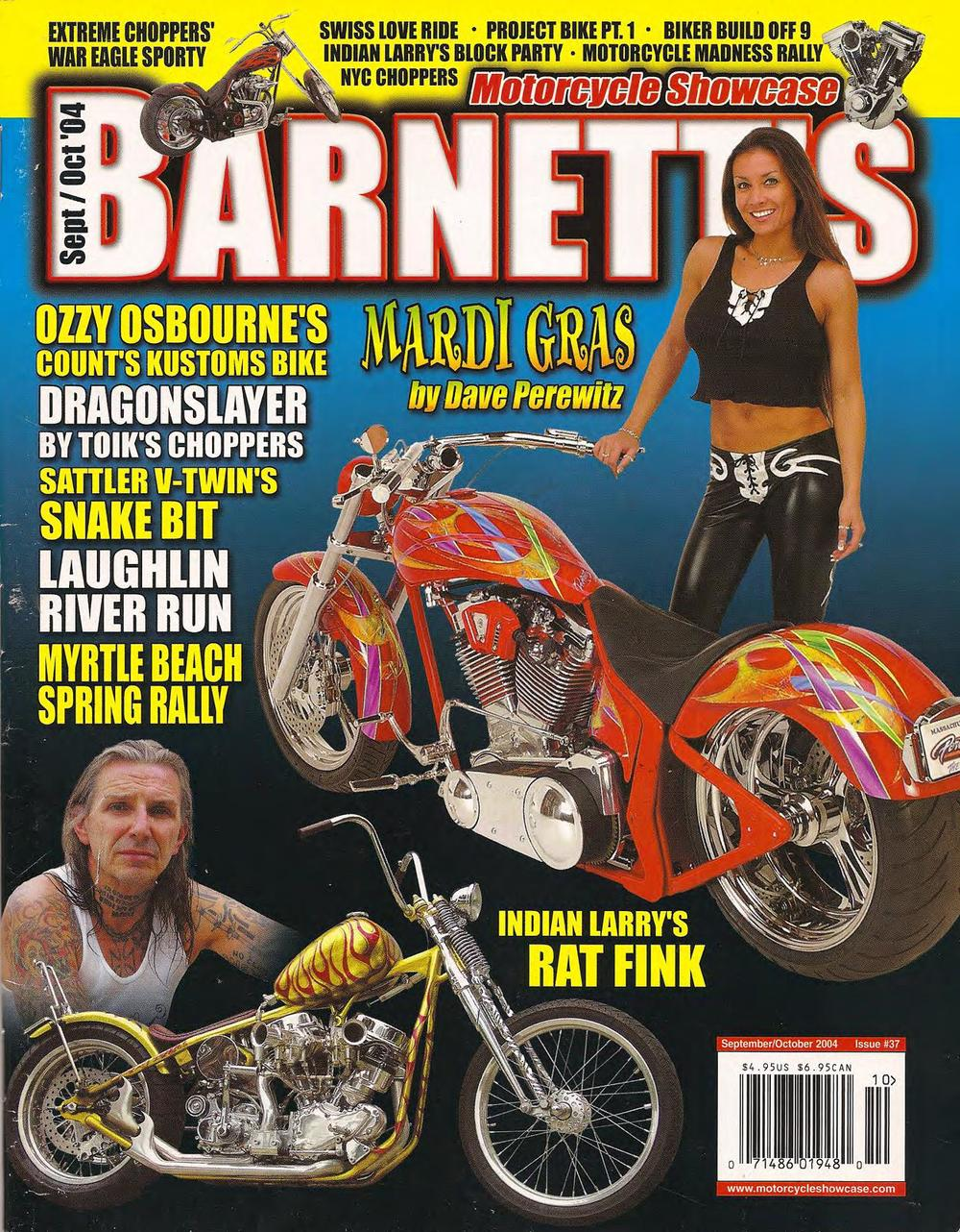 Barnetts Sept/Oct 2004