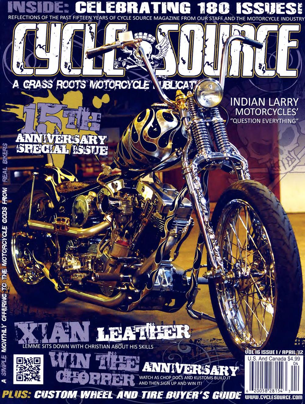 Cycle Source April 2012