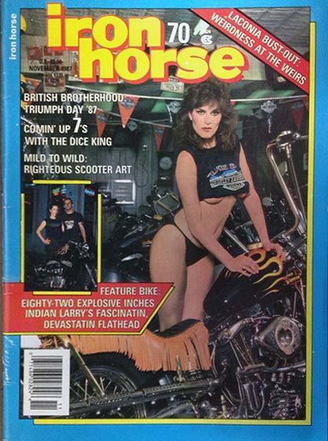 Iron Horse Nov 1987
