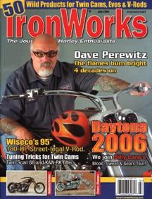 Iron Works 2006