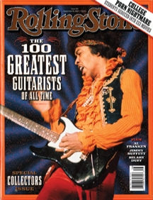 Rolling Stone Collectors Issue