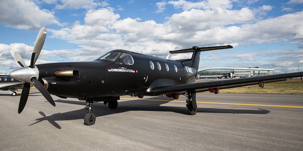 Our Fleet | Chrono Aviation