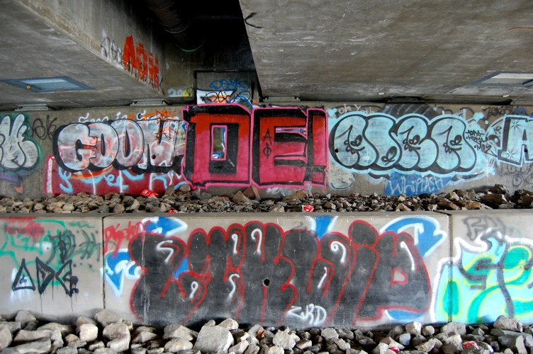 Graffitiweb