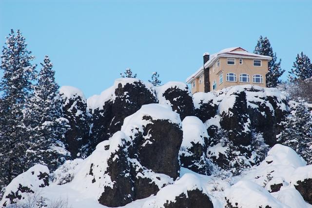Riblett mansion