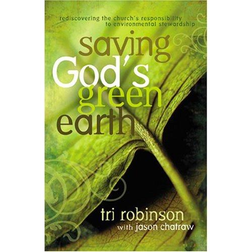 Saving gods green earth
