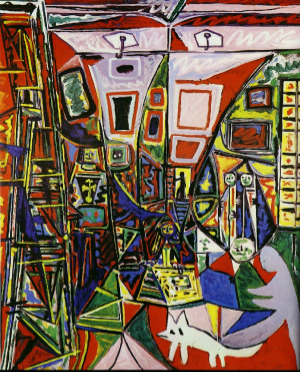 Las Menenas by Picasso
