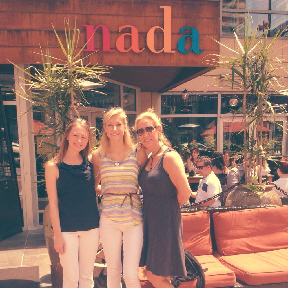 Celebrating Dad's memory this May at Nada brunch