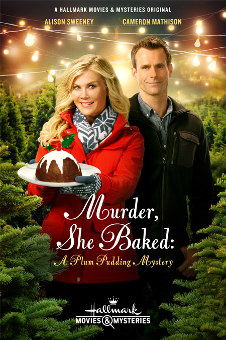 A Plum Pudding Mystery
