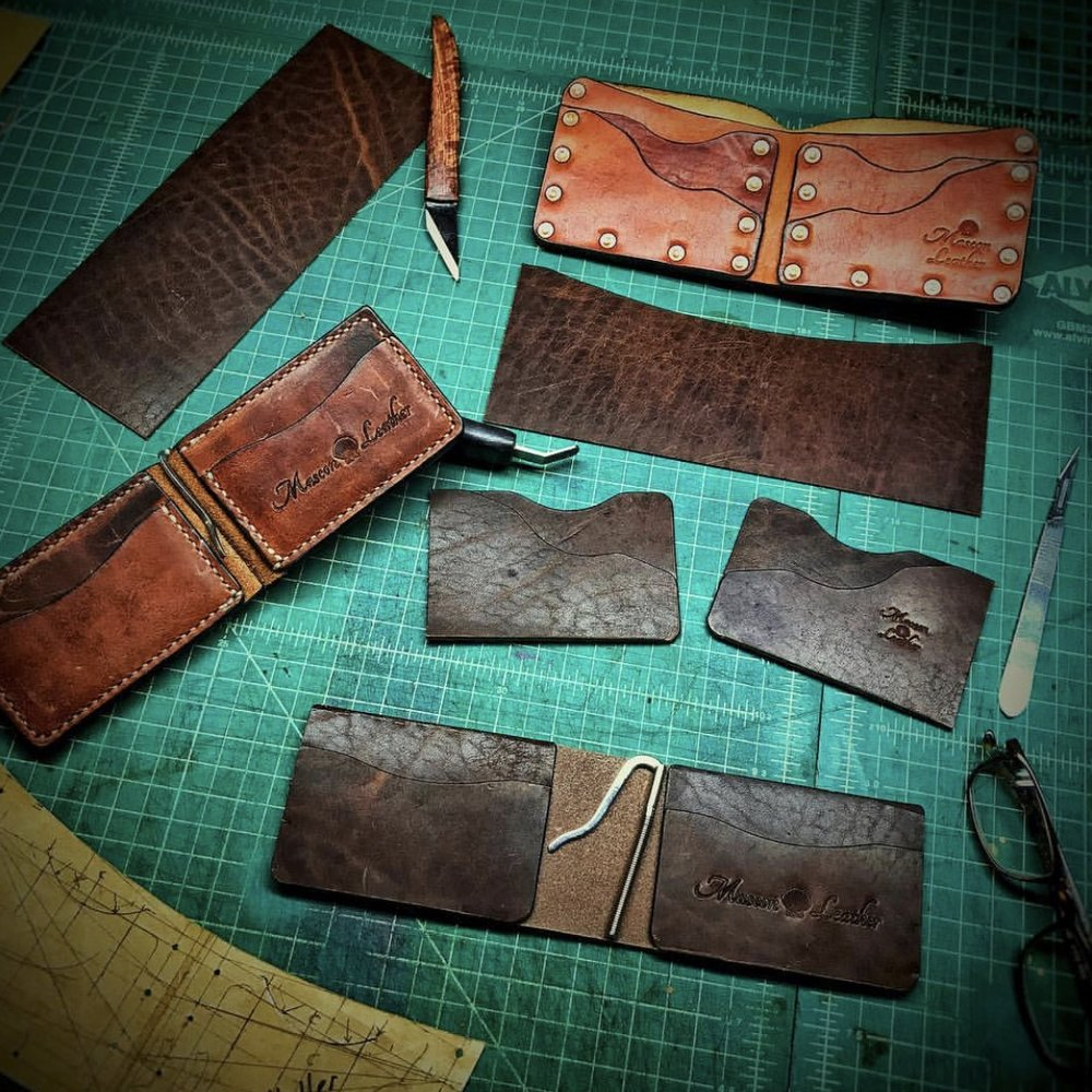 Tiny Goliath Wallets