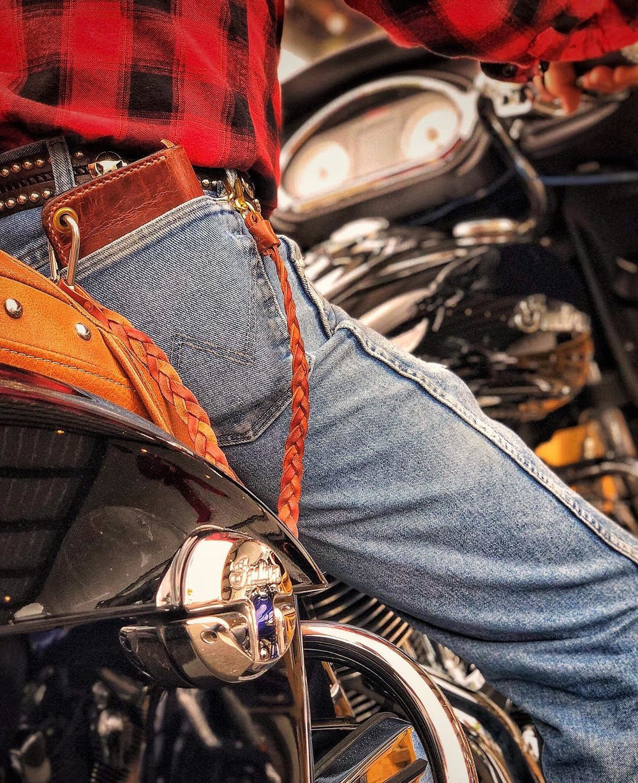 Brando Biker Wallet