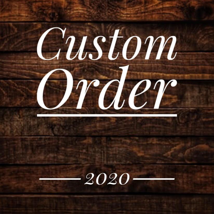 Custom Order * - Brando w/ Leash - Lavalle (1/4/2020) — Mascon Leather
