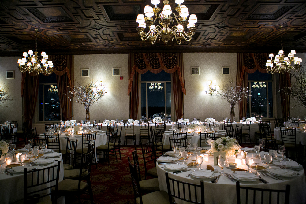 New York Athletic Club Wedding | LIG Events | Washington, DC and NYC Wedding Planners
