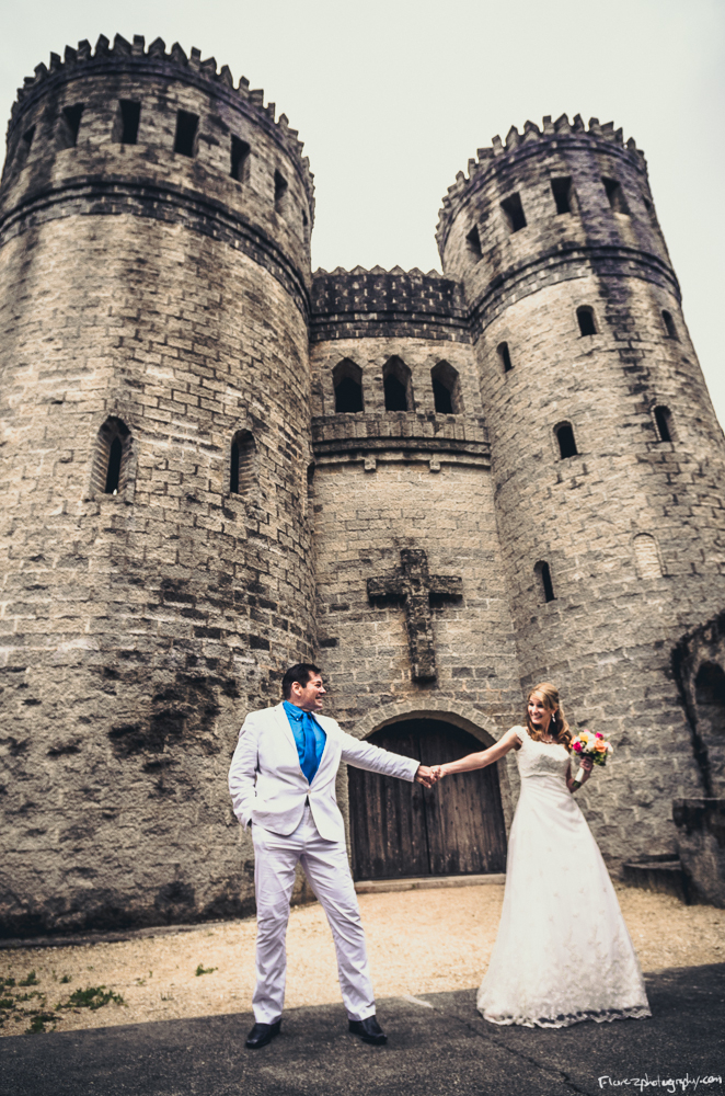 Castle Otttis wedding