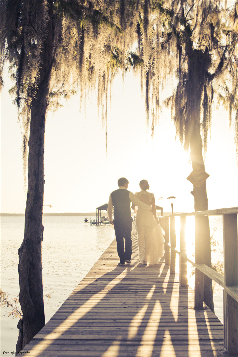 Wedding on the St. Johns River