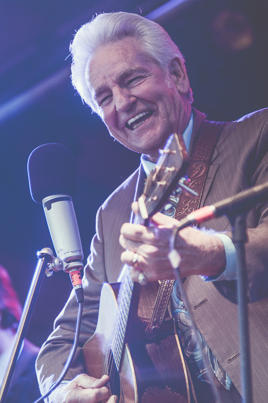 2 time grammy award winner, Del McCoury