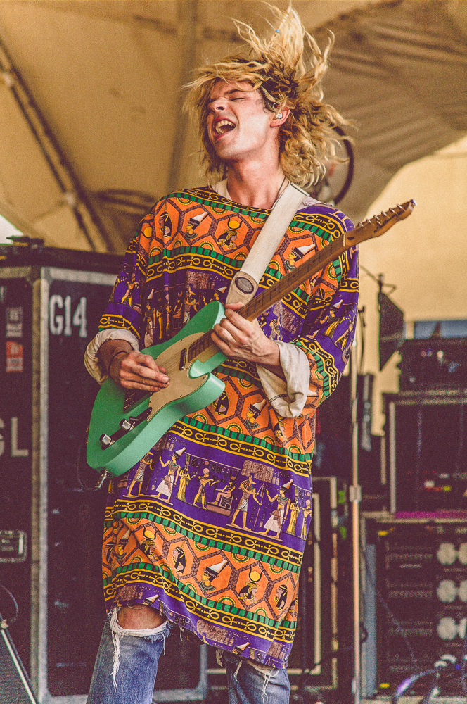 Christian Zucconi of Grouplove