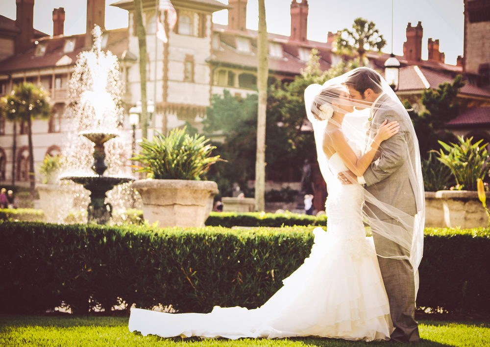 flagler wedding photograph