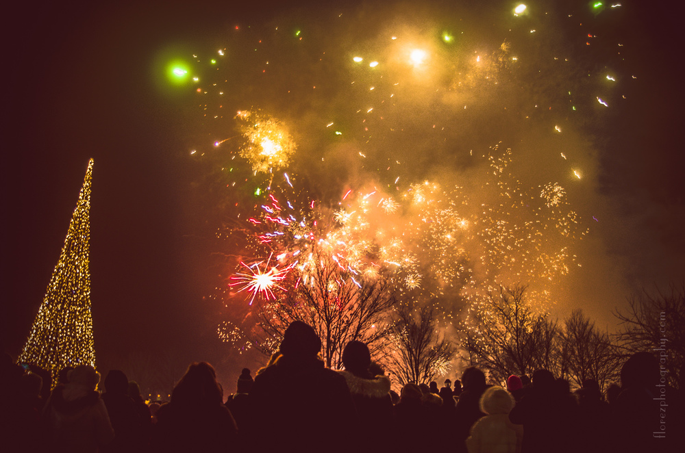 Free things to do in Montreal this December? Fireworks down by the port of Old Montreal. Also, free hot chocolate.