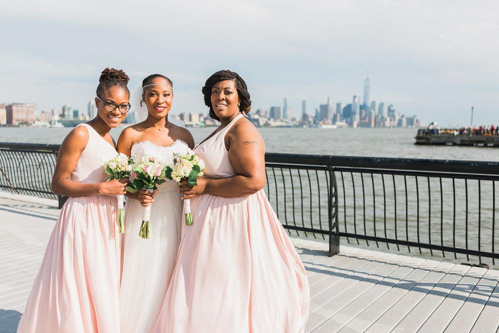 Elizabeth & Keron Hoboken Kolo Klub Wedding