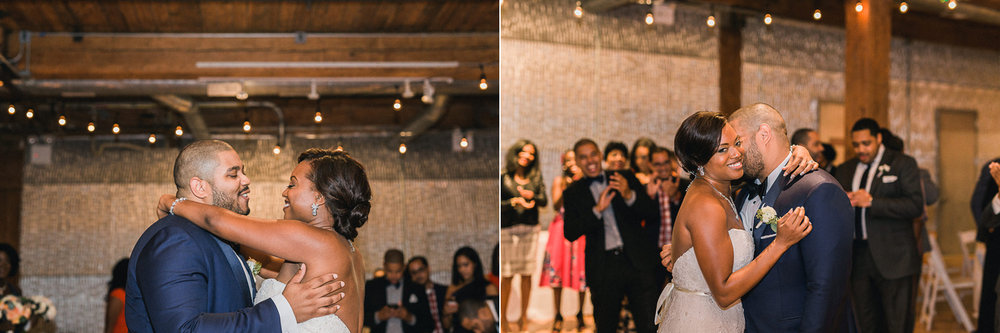 Sherria & Scott's Brooklyn Dumbo Loft Wedding