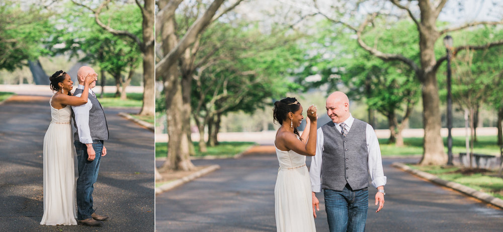 Sakinah & John's Terrace on the Park Wedding