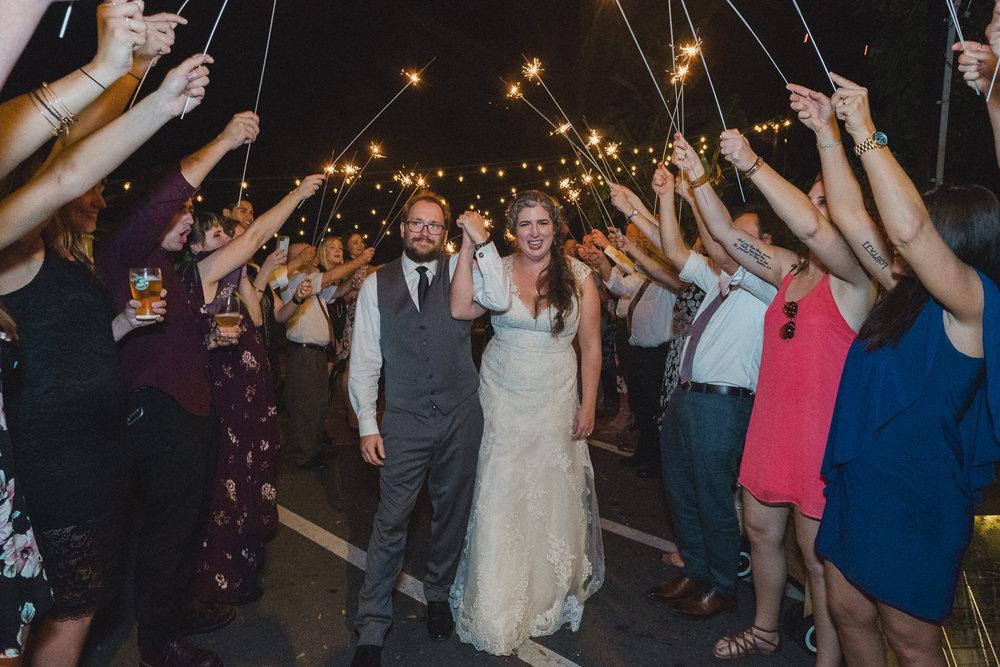 Meghan & Casey's Seminole Heights Florida Wedding
