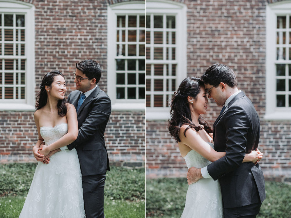 Christina & Matthew's Blithewold Mansion Wedding
