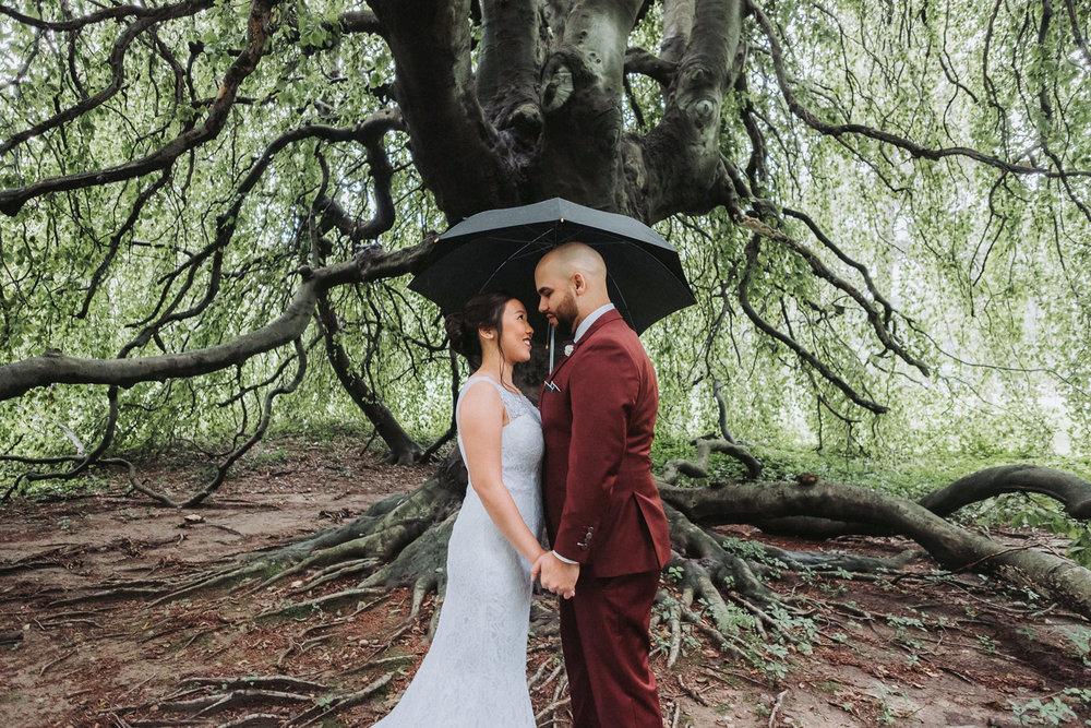 Stephanie & Mike's Greentree Country Club Wedding