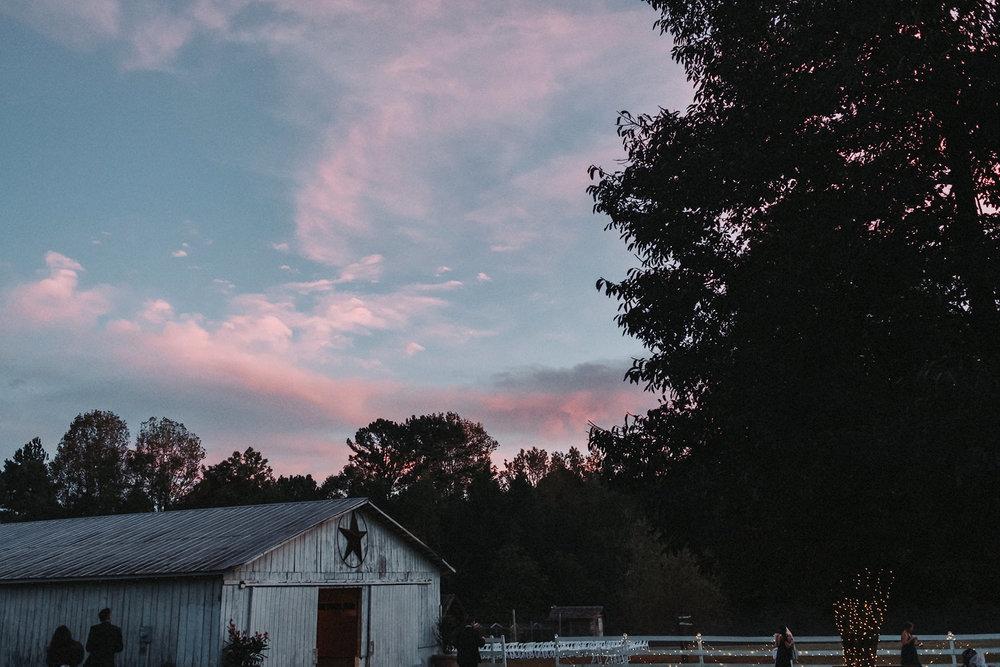 Carley & Ben's 1870 Farm Wedding