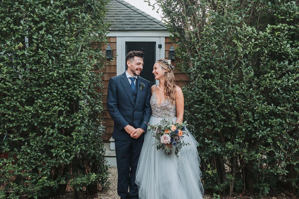 Melissa & Dan's Gansett Green Manor Wedding