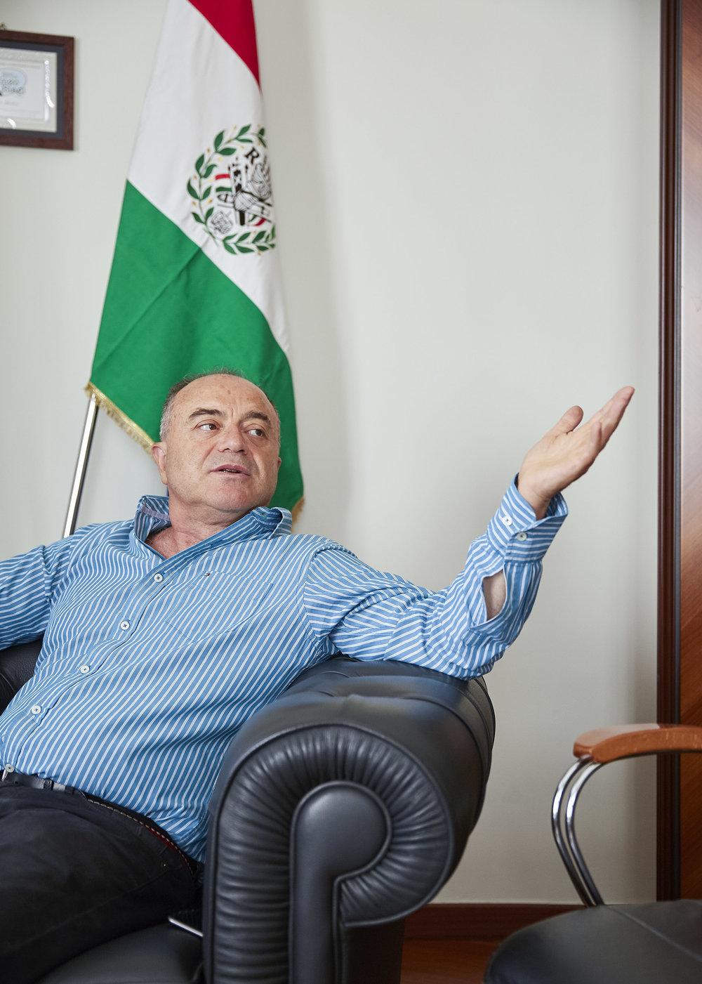 Nicola Gratteri, federal prosecutor